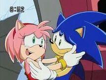 Sonamy (Sonic X)