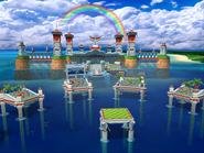 Intro - Ocean Palace (Mario & Sonic 2012)