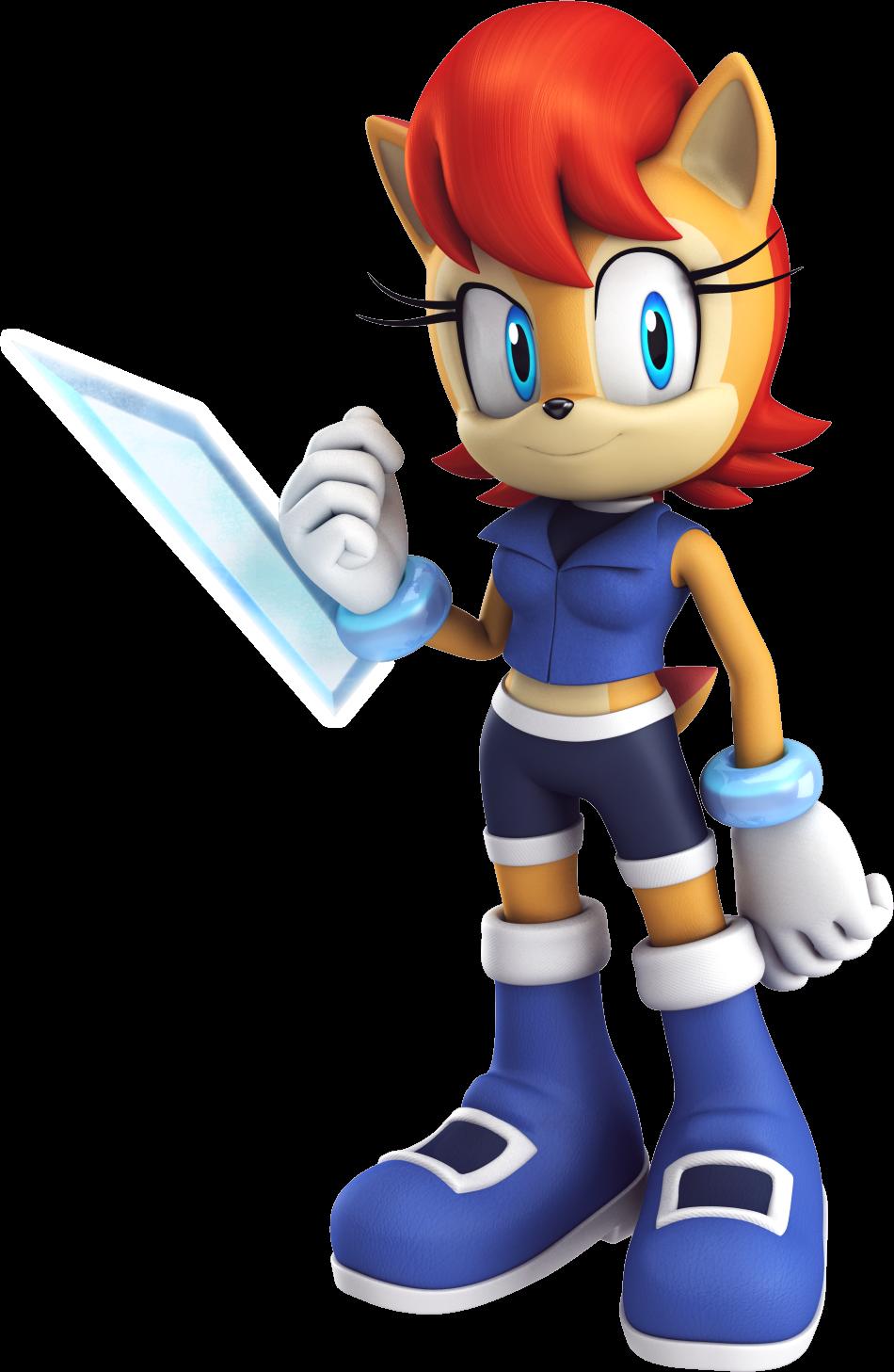 Ricky | Sonic News Network | Fandom powered by Wikia