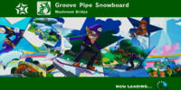Groove Pipe Snowboard