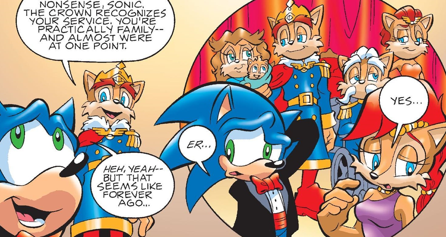 Sonic the Hedgehog Wedding Bells favourites by LeLeWright1234 on ...