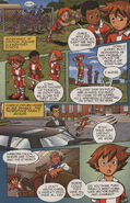 Sonic X issue 10 page 5