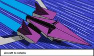 Afs aeronave da rafaéla