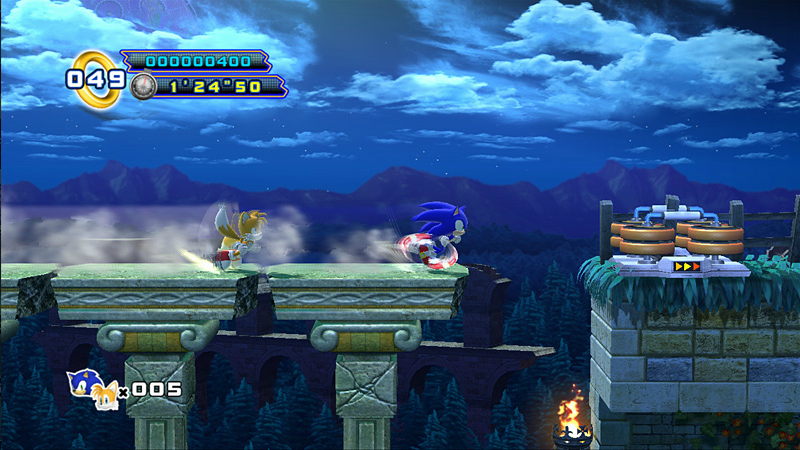 Rusty Ruin Zones Ruin Levels In Sonic Games Green Hill