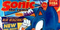 Sonic the Comic Issue 2