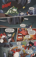 Sonic X issue 9 page 5