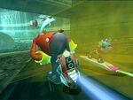 Sonic Riders - Dr. Eggman - Level 3
