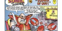 Archie Sonic the Hedgehog Issue 4