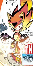 Super Sonic PSGW profile