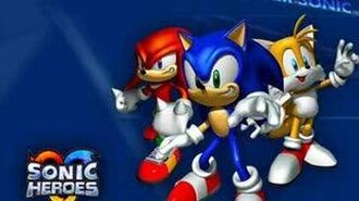 We Can by Ted Poley and Tony Harnell (Team Sonic's Theme)