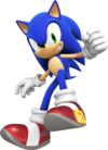 Sonic Colors - Sonic - (3)