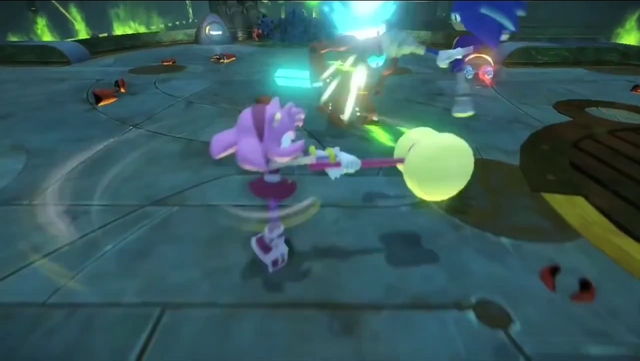 File:Sonic Boom Sonic and Amy Battling Robots.png
