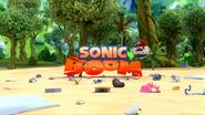 Sonic Boom intro and Eggman