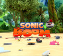 Sonic Boom (TV series)/Gallery