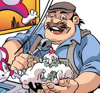 Ice Cream Vendor Archie