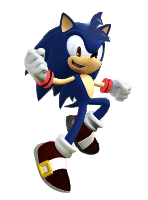 File:3D Cesar the hedgehog by Mewkat14.png