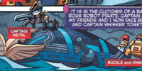 Captain Metal's Submarine