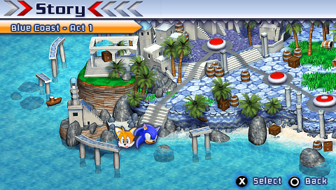 File:Sonic Rivals 2 Screenshot 1.png