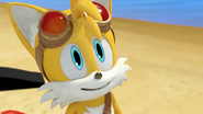 SB Tails explaned with Sonic