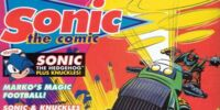Sonic the Comic Issue 43
