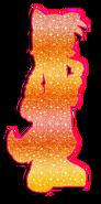 Timmy silhouette Glitter