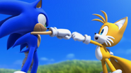 Sonic Colors - Cutscene 29 - Screenshot 1