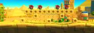 Ring Race 1 - Desert Ruins - Zone 4 - Screen 1