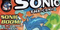 Sonic the Comic Issue 182