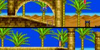 Desert Palace Zone