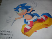 Somersaulting-Snowboardin'-Sonic 05