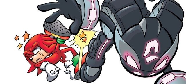 File:Shade-kicking-Knuckles-Archie-Comics-sonic-the-hedgehog-17598792-700-316.jpg