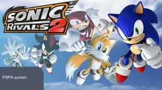 Sonic Rivals 2 - Race to Win-0