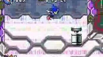 Sonic Advance 3 - Cyber Track Visual Chao Hunt Guide
