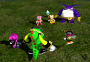 Sonic Gems Collection Heroes Chaotix 3
