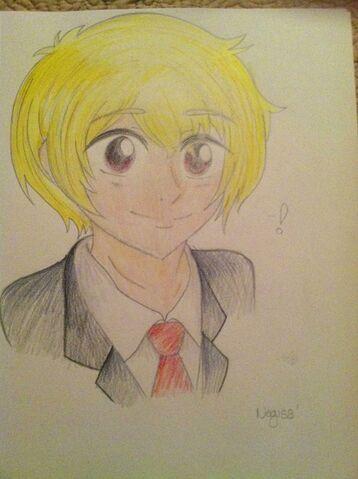 File:Nagisa fan art by sandra.jpg
