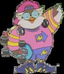 Old Man Owl