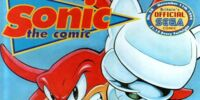 Sonic the Comic Issue 38