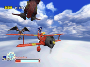 Sonic Adventure - Sky Chase Act 1 - Screenshot - (3)