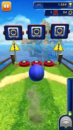 Banking point Sonic Dash