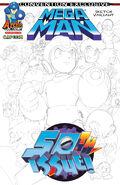 Mega Man -50 (variant 6)