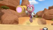 Amy runnin