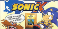 Archie Sonic X Issue 22