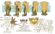 Gold Concept artwork 2
