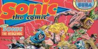 Sonic the Comic Issue 19