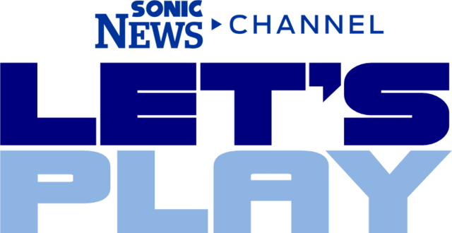 File:Let's Play Bold Logo with Sonic News Channel Print in.png