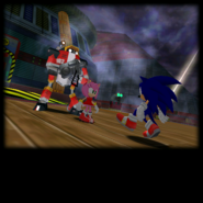Sonic Adventure Credits (Amy 17)