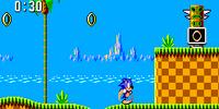 Green Hill Zone (Sonic the Hedgehog) (8-bit)