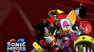 Sonic Heroes by Crush 40 (Main Theme of Sonic Heroes)
