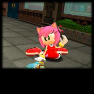 Sonic Adventure Credits (Amy 01)