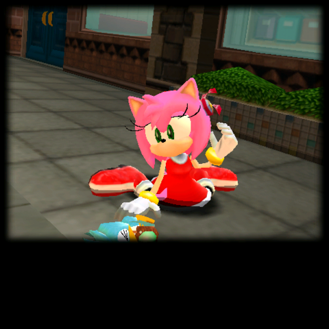 File:Sonic Adventure Credits (Amy 01).png